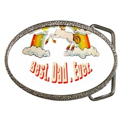 Best  Dad  Ever Belt Buckles by redcow