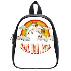 Best  Dad  Ever School Bags (small)  by redcow
