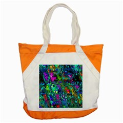 Inked Spot Accent Tote Bag by TheWowFactor