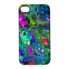 Inked Spot Apple Iphone 4/4s Hardshell Case With Stand by TheWowFactor