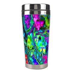 Inked Spot Stainless Steel Travel Tumbler by TheWowFactor