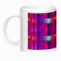 Pink Cell Mate Night Luminous Mugs by TheWowFactor