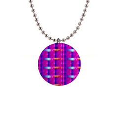 Pink Cell Mate Button Necklaces by TheWowFactor