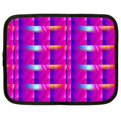 Pink Cell Mate Netbook Case (large) by TheWowFactor