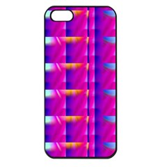 Pink Cell Mate Apple Iphone 5 Seamless Case (black) by TheWowFactor