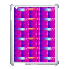Pink Cell Mate Apple Ipad 3/4 Case (white) by TheWowFactor