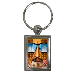 Graffiti Sunglass Art Key Chains (rectangle)