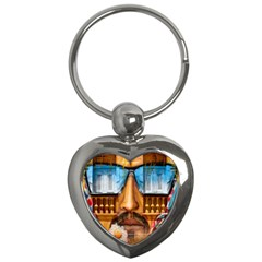 Graffiti Sunglass Art Key Chains (Heart)  by TheWowFactor