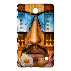 Graffiti Sunglass Art Samsung Galaxy Tab 4 (8 ) Hardshell Case  by TheWowFactor