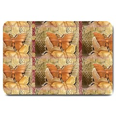 Butterflies Large Doormat  by TheWowFactor