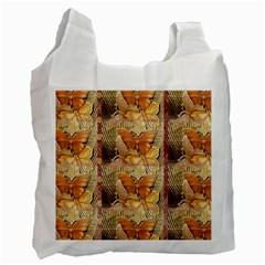 Butterflies Recycle Bag (one Side) by TheWowFactor
