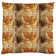 Butterflies Large Cushion Cases (Two Sides)  by TheWowFactor