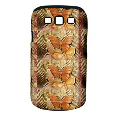 Butterflies Samsung Galaxy S III Classic Hardshell Case (PC+Silicone) by TheWowFactor