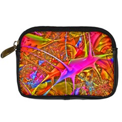 Biology 101 Abstract Digital Camera Cases by TheWowFactor