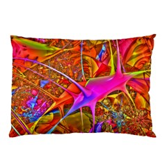 Biology 101 Abstract Pillow Cases (two Sides) by TheWowFactor