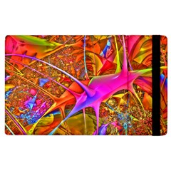 Biology 101 Abstract Apple Ipad 3/4 Flip Case by TheWowFactor