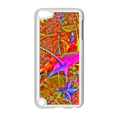 Biology 101 Abstract Apple iPod Touch 5 Case (White) by TheWowFactor