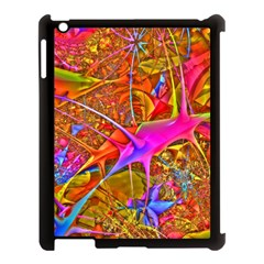Biology 101 Abstract Apple Ipad 3/4 Case (black) by TheWowFactor
