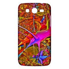 Biology 101 Abstract Samsung Galaxy Mega 5 8 I9152 Hardshell Case  by TheWowFactor