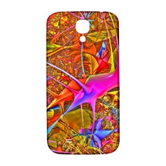 Biology 101 Abstract Samsung Galaxy S4 I9500/i9505  Hardshell Back Case by TheWowFactor