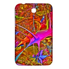 Biology 101 Abstract Samsung Galaxy Tab 3 (7 ) P3200 Hardshell Case  by TheWowFactor