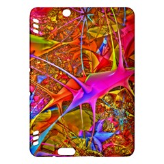 Biology 101 Abstract Kindle Fire Hdx Hardshell Case