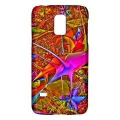 Biology 101 Abstract Galaxy S5 Mini by TheWowFactor