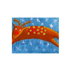 Rudolph The Reindeer 5 5  X 8 5  Notebooks by julienicholls