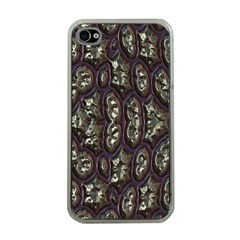 3d Plastic Shapes Apple Iphone 4 Case (clear) by LalyLauraFLM