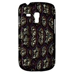 3d Plastic Shapes Samsung Galaxy S3 Mini I8190 Hardshell Case by LalyLauraFLM