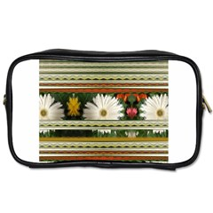 Pattern Flower  Toiletries Bags by infloence