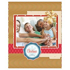 Xmas By Joy   Drawstring Bag (small)   Da7nnqfqnl4x   Www Artscow Com Front