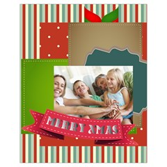 Xmas By Joy   Drawstring Bag (small)   Vp1hdy2xm2r2   Www Artscow Com Back