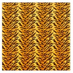 Just Tiger Large Satin Scarf (Square)