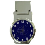 Sagittarius Stars Money Clip Watch