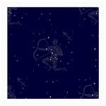 Sagittarius Stars Medium Glasses Cloth (2 Sides)