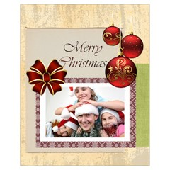 Xmas By M Jan   Drawstring Bag (small)   B5f4mhp8kbou   Www Artscow Com Front