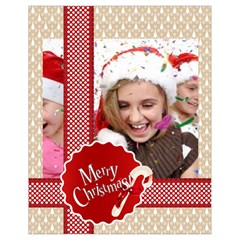 Xmas By M Jan   Drawstring Bag (small)   Bh1bila6290c   Www Artscow Com Back