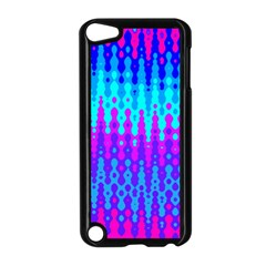 Melting Blues And Pinks Apple Ipod Touch 5 Case (black) by KirstenStar