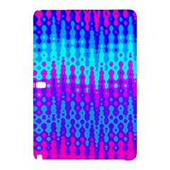 Melting Blues and Pinks Samsung Galaxy Tab Pro 12.2 Hardshell Case by KirstenStar
