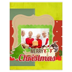 Xmas By Xmas   Drawstring Bag (large)   Kdwg0tp451wf   Www Artscow Com Back