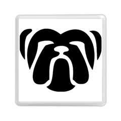 Bulldog Tribal Memory Card Reader (Square)  by TailWags