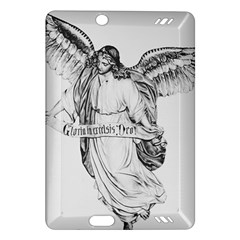 Angel Drawing Kindle Fire HD (2013) Hardshell Case by TailWags