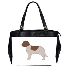 Lagotto Romagnolo Silo Color Office Handbags (2 Sides)  by TailWags