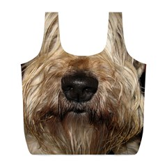 Wheaten Full Print Recycle Bags (L)  by TailWags