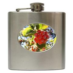 Rowan Hip Flask (6 Oz) by infloence