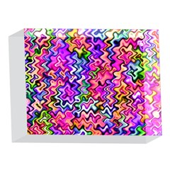 Swirly Twirly Colors 5 x 7  Acrylic Photo Blocks