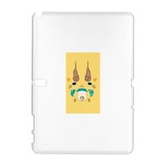 Komajirou Reverse Print Samsung Galaxy Note 10 1 (p600) Hardshell Case by JibanyannYokai