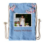 spring - Drawstring Bag (Large)