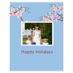 Spring By Man   Drawstring Bag (large)   Ehsn65ub649n   Www Artscow Com Back
